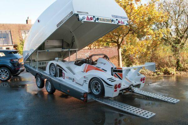 Brian James Race Shuttle 2